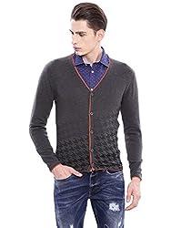 Arrow New York Mens Cotton Sweater (8903952538268_AKMY8330_M_Grey)