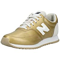 New Balance C100, Women's Athletic & Outdoor Shoes, Gold, 38 EU