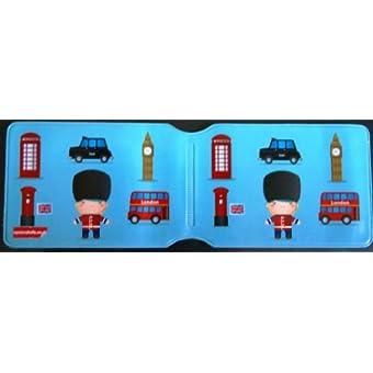 Schutzhülle für die Oyster card London Icons