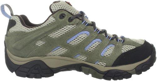 Merrell MOAB WATERPROOF J88796, Chaussures de randonnée femme Dusty Olive