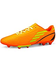 d5e7067e63e0 DoGeek Football Boots Junior Adults Soccer FG Football Trainers