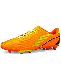 Amazon.co.uk  Orange - Football Boots   Sports   Outdoor Shoes ... eb5385a81