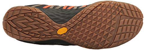 Merrell Herren Trail Glove 4 Traillaufschuhe Mehrfarbig (Vertiver)