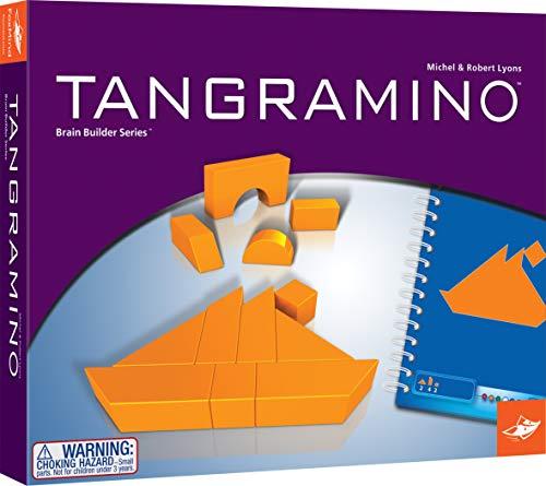 Foxmind - Juego de construcción para niños de 18 Piezas (Tang - Box) Importado