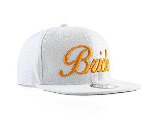 ochzeit Hen Party Snapback Baseball Cap (Bride) (Herr Der Ringe Party Supplies)