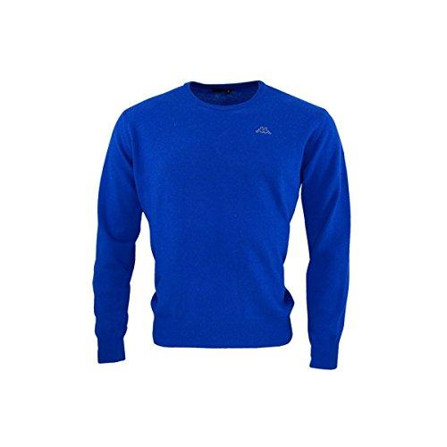 Kappa Bimbereke 670477x 5 Herren Pullover Moda Reflex Blue