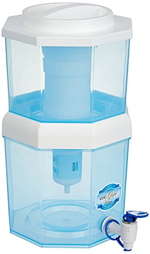Kent Gold Optima 10L UF Water Purifier (Blue & White)