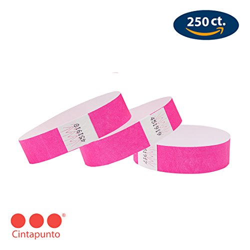 Cintapunto Unisex - Adulto 655043551936 Neon Rosa Normale