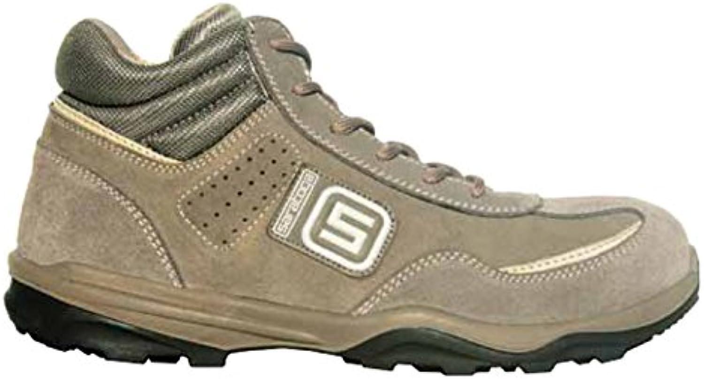 SARATOGA scarpa scarpa scarpa da lavoro oro SCAMOSCIATA alta EU 44 | Un'apparenza Elegante  5ee9e2