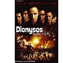 Dionysos : Monsters in live
