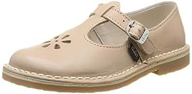 Aster Dingo, Chaussures de ville fille - Beige (11), 34 EU