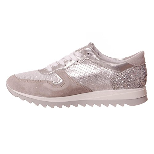 Femmes Chaussures basses perla/argento argenté, (perla/argento) 7771200 Perla/Argento