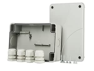 Trust Smart Home OWH-002 Boîtier de Raccordement pour Trust Smart Home ACM-3500-3 - Blanc