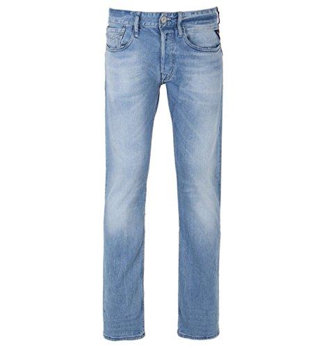 REPLAY Herren Jeans NEWBILL LASER Light Blue