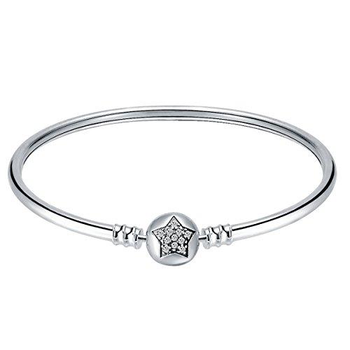 Bracelet pour femme Argent sterling 925 17CM CHANGEABLE