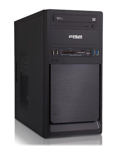 rbeitungs-PC - SSD, Intel Core i7-6700, MSI H110M ECO, MSI GeForce N730 4GB DDR3, 16 GB RAM KINGSTON DDR-4 PC2133, 250GB SSD, 1000 GB Festplatte, -, Card Reader, EAN 4260409311060 (Nur Das Ticket Dvd)