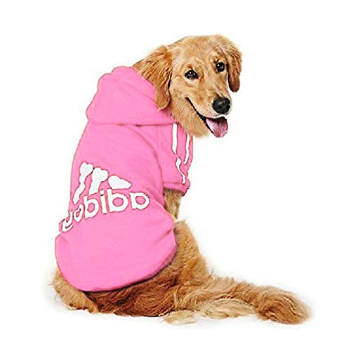 Adidog Hund Warme Hoodies Mantel