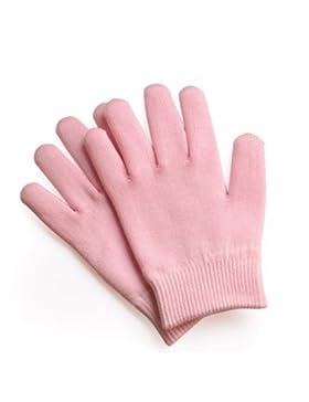 honeysuck un par guantes hidratantes belleza salud Spa Cuidado de la piel Terapia Tratamiento Rosa