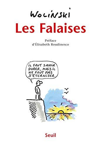Les falaises par  Georges Wolinski