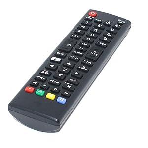 Télécommande universelle de rechange pour LG Smart 3D LCD LED HDTV TV