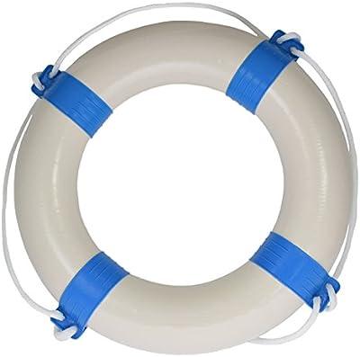 Lifebuoy 57x 34cm), color azul