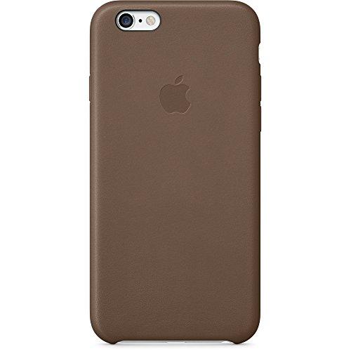 Apple MGR22ZM/A - Funda para móvil Apple iPhone 6, marrón