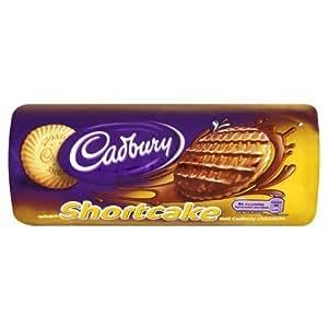 Cadbury Milk Chocolate Shortcake 12x300g Packs