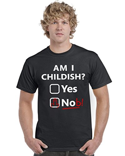Am I Childish Unisex T-Shirt