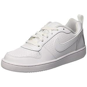 nike niño zapatillas blancas
