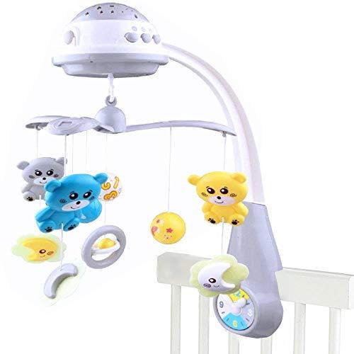 Baby Mobile für Kinderbett mit D...