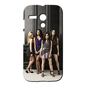 Mobile Cover Shop Glossy Finish Mobile Back Cover Case for Motorola Moto G