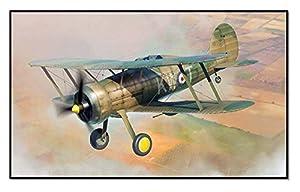 Merit 64804Maqueta de Gloster Gladiator MK2, Juego