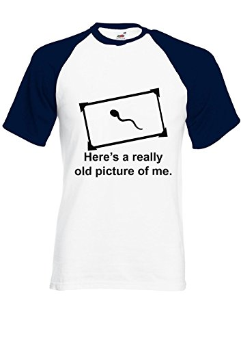 heres-a-really-old-picture-of-me-novelty-navy-white-men-women-unisex-shirt-sleeve-baseball-t-shirt-x