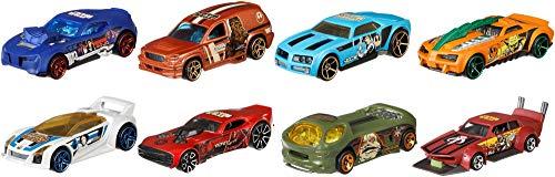 Hot Wheels Vehículos Star Wars, (Mattel FKD57)