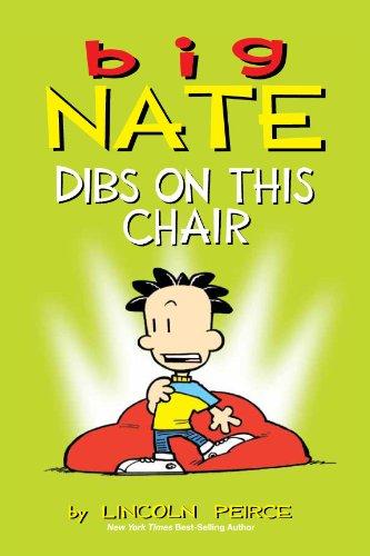 Big Nate: Dibs on This Chair (English Edition) por Lincoln Peirce
