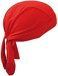 Functional Bandana Hat/Myrtle Beach (MB 6530) Red