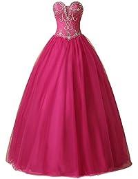 074d0a53ebf Callmelady Vestidos de Fiesta de Quince Años Largos Vestidos de Quinceañera  .