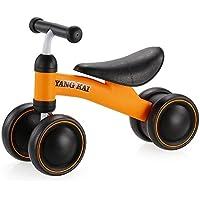 Goolsky Yang Kai Q1 + Baby Balance Bicicleta Aprender a Caminar sin Pedal de Montar a