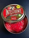 Intelligent dough - strawberry shake