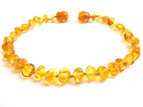 Premium 100% Genuine Baltic Amber Anklet Bracelet Honey sizes 13cm 14cm 15cm 16cm 17cm 18cm 19cm 20cm 21cm 22cm . Free Delivery. Money Back Guarantee.