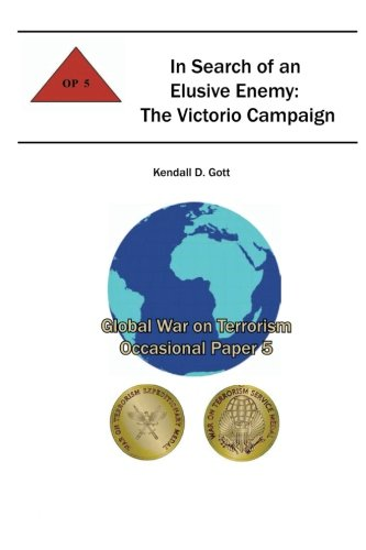 In Search of an Elusive Enemy: The Victorio Campaign: Global War on Terrorism Occasional Paper 5