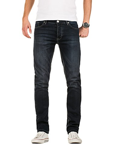 Yazubi Herren Jeans Draxler slim, Blau (Sky Captain 193922), W30/L32