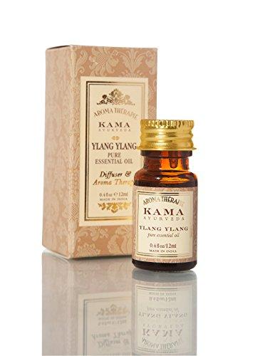 Kama Ayurveda Ylang Ylang Pure Essential Oil, 12ml