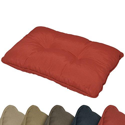 Cuscino lounge per esterno - impermeabile -