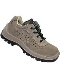 Chaussures de sécurité s1P sRC iturri berufsschuhe 00823 chaussures semi-vert - Vert - Vert, 36 EU