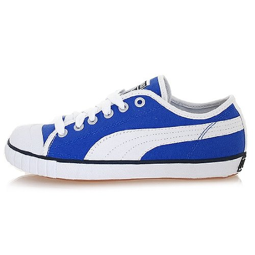 Puma - Fashion / Mode - Benecio Canvas Jr - Bleu