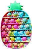 SPRINT GEAR Pop it Fidget Toys, Push Pop Bubble, popit Jeux Pas Cher, poppit figette Anti Stress, Multicolore popite…
