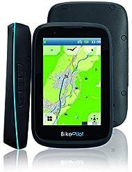 BikePilot ²+ Blaupunkt Fahrrad,Bike,Wander,Outdoor GPS Navigationsgerät,3,5 Zoll kapazitives Display,45 europäische Länder,Rundkursfunktion,elektronischer Kompass,Geocaching,Fahrradhalterung
