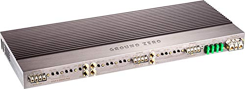 Ground Zero GZUA 6.200SQ-PLUS Amplificateur 6 canaux
