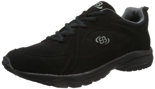 Bruetting Hiker, Herren Walkingschuhe, Schwarz (schwarz/grau), 50 EU